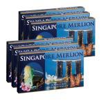 [送料無料] シンガポールお土産 | マーライオン アーモンドチョコレート 6箱セット【166502】