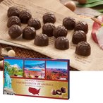 [5000円以上で送料無料] アメリカお土産 | アメリカ世界遺産チョコレート 1箱【162501】