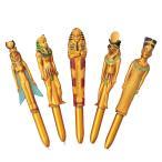 [5400円以上で送料無料] エジプトお土産   エジプトボールペン 5本セット【191341】
