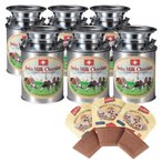 [送料無料] スイスお土産 | スイス ミルク缶チョコレ