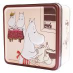 [5000円以上で送料無料][ホワイトデー] ムーミン Moomin|ムーミン谷のビスケット ココア缶【105419】