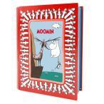 [5400円以上で送料無料][クリスマス] ムーミン Moomin ニョロニョロ ブックティン ブック型缶入りお菓子【105803】
