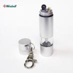 ウインドミル大容量二層式オイルタンクライター フィールドマックス アルミニウムグレー WFM-1002