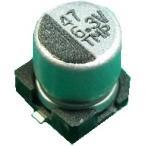 <表面実装コンデンサー通販・販売><表面実装コンデンサ 6.3V 47μF>10個<cap-101>