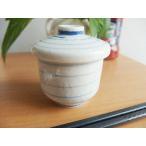 和食器 茶碗蒸し 蓋付き 茶碗蒸碗  豆蒸碗 小雪ブルーライン 和食器 日本製 美濃焼 人気 業務用 スイーツ 汁物 おしゃれ
