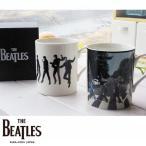 2個セット THE BEATLES ビートルズ ぺアマグカップセット (アビイロード・ジャンプ)ジョン ポール ジョージ リンゴ