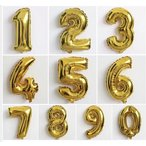 Yahoo!サリサリK&M翌日発送 インスタ映え セール中 ナンバーバルーン 数字 風船  balloon
