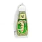 生おろしわさび 伊豆天城産の山葵 ワサビチューブ 115g トロあじ(真鯵)、金目鯛のひものやイカの塩辛、イカの口、送料無料干物詰め合わせにプラス一品