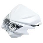 送料無料 KLX250 Dトラッカー KDX250 KDX125 KSR110 ヘッドライトカウル