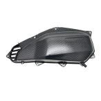 送料無料 PCX125 PCX150 JF28 JF56 KF12 KF18 外装 エアクリーナーカバー ESP カーボン調塗装 交換 カスタム パーツ ホンダ PCX 新型 旧型ESP カーボン調カスタ