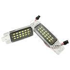 送料無料 ハイエース 200系 1型 2型 3型 4型 LED ライセンスランプ 36LED ホワイト ナンバー灯 純正交換型 ライト 2P 外装 リア カスタムパーツ