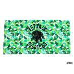 MURAL(ミューラル)BS CAMO BEACH TOWEL ビーチタオル / GREEN グリーン