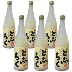 TVで紹介 贈り物 ギフト 山郷のめぐみ どぶろく 600ml 6本セット 日本酒 酒蔵から直送画像