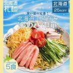 期間限定実質37%OFF 冷やし中華 冷麺 ラーメン お取り寄せ 北海道 グルメ 生麺 送料無料 札幌工場直送生冷やし中華麺5食セット