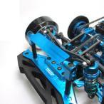 ●軽量アジャスタブル・ステルスボディマウント【ライトブルー】イーグルBM-02-LBL