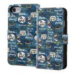 イングレム iPhone 8 7 6s 6 手帳型ケース マグネット ドナルドダック1 1コ入