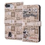 iPhone8Plusケース ミッキーマウス ミッキー ディズニー キャラクター かわいい 手帳型 手帳 手帳型ケース 送料無料 人気 iPhone8 Plus
