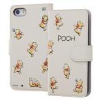 Yahoo!エクスプレスジャパンiPhone SE ケース くまのプーさん ディズニー 手帳型 マグネット 初売り バーゲン