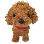 ぬいぐるみ 動く犬のぬいぐるみ ウォーキングカワイイバディーズ おしゃべりパピー トイプードル 犬 かわいい プレゼント 送料無料