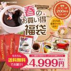 コーヒー 珈琲 福袋 コーヒー豆 珈琲豆 送料無料 春 の お買い得 福袋 グルメ
