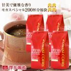 コーヒー 珈琲 福袋 コーヒー豆 珈琲豆 送料無料 専門店の甘〜い香り モカスペシャル大入りコーヒー福袋
