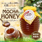 コーヒーの花から採集した コーヒーはちみつ 200g (珈琲/天然はちみつ/ハチミツ/蜂蜜) 冷凍便不可