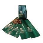 レギュラーコーヒー豆セット(箱入り)【ギフト限定ブレンド200g+レギュラーコーヒー各100g×4種類・合計600gセット】