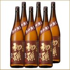 日本酒 初孫 一徹(いってつ)生もと 純米酒 1800ml×6本セット東北銘醸