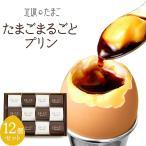 たまごまるごとプリン 12個セット(北坂養鶏場)(無添加)(卵100%のプリン)