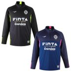 ショッピングピステ フィンタ FINTA サッカー フットサル トレーニングジャケット FT8004