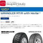 15インチ グッドイヤー 31X10.50R15 LT 109Q C ラングラー MTR ウィズ ケブラー 太田店限定 サマー タイヤ 4本取付費込