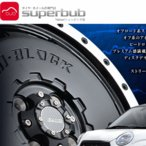 ハイブロック バレックス 新発売 1445+45 4-100 (MB/P) モンツァジャパン ホイール (1)