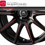 ミラノスピード エックス10 新発売 1560+45 5-100 (BKM/RC) インターミラノ ホイール (2)