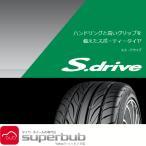 17インチ ヨコハマ 225/45R17 91Y エスドライブ AS01 サマー タイヤ 自動車関連業者様限定(r