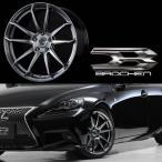 17インチ レイズ マルカ 215/55R17 ブロッケン ES01 (HS) 1770 サマー タイヤ ホイール セット (r