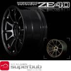 TOYOTA NOAH/VOXY ZRR80W (3ナンバー) 215/50R17 ボルク レーシング ZE40 (BR) 1770 レイズ サマータイヤホイールセット4本