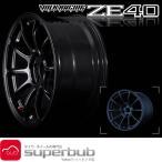 18インチ レイズ 265/60R18 ボルク レーシング ZE40 (GB) 1880 サマー タイヤ ホイール セット