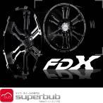 17インチ レイズ 265/65R17 チーム デイトナ FDX (SB) 1780 サマー タイヤ ホイール セット