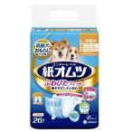 【J】 ユニチャーム ペット用 紙オムツ Lサイズ(26枚入)中型犬用