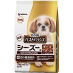 【zr 訳あり 特価】 愛犬元気 ベストバランス チキン・緑黄色野菜・玄米入り (1kg) ドッグフード ドライ 犬用 ペット
