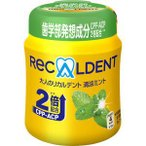 【訳あり 特価】 モンデリーズ 大人のリカルデント 清涼ミント ボトル (140g) 菓子