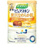 バスクリン ピュアスキン 贅沢なめらか肌(600g)入浴剤【A】