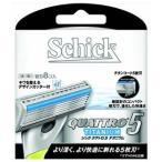 【ME】  シック クアトロ5 チタニウム 替刃 QTI5-8 (8コ入) 髭そり用 カミソリ シェービング用品