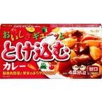【ya】 エスビー食品 おいしさギューッととけ込むカレー 甘口 4皿分×2 (140g)
