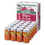 【I】 伊藤園 理想のトマト 缶 (190g缶×20本) トマトジュース