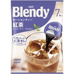 【訳あり 特価】 賞味期限:2022年6月30日 AGF ブレンディ ポーションティー セイロンティー (7個入) 紅茶