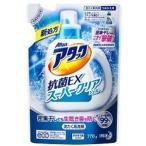 アタック 抗菌EX スーパークリアジェル 洗濯洗剤 詰め替え 770g