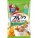 【zr 訳あり】 賞味期限:2018年3月19日  カルビー フルグラ トロピカル ココナッツ味 (350g)