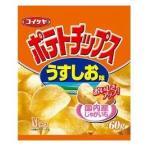 【zr gen】 湖池屋 Mサイズ ポテトチップス うすしお味 (60g)