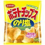 《zr》 湖池屋 ポテトチップス のり塩 (60g)